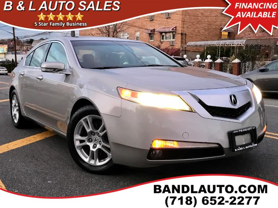 Used 2010 Acura TL in Bronx, New York | B & L Auto Sales LLC. Bronx, New York