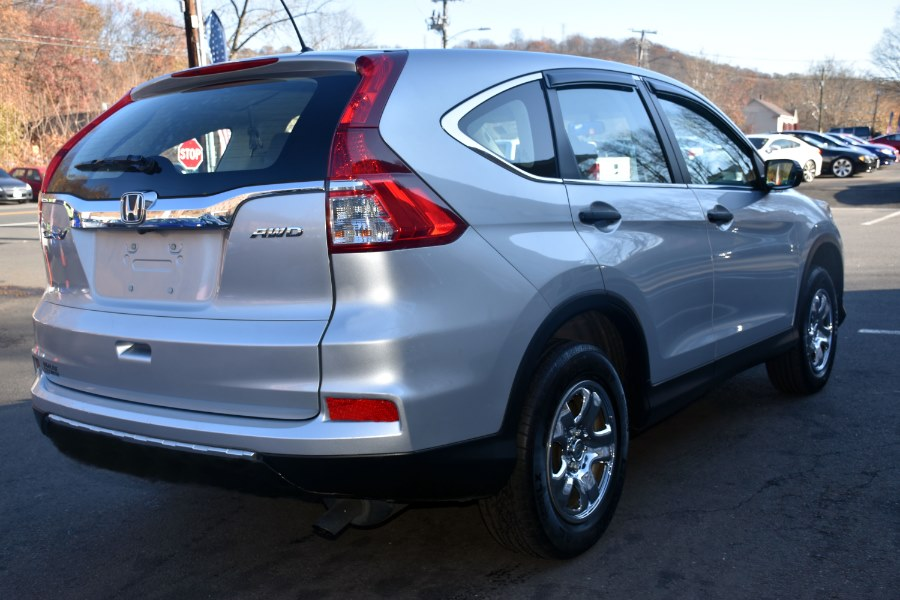 2016 Honda CR-V AWD 5dr LX, available for sale in Waterbury, Connecticut   Highline Car Connection. Waterbury, Connecticut