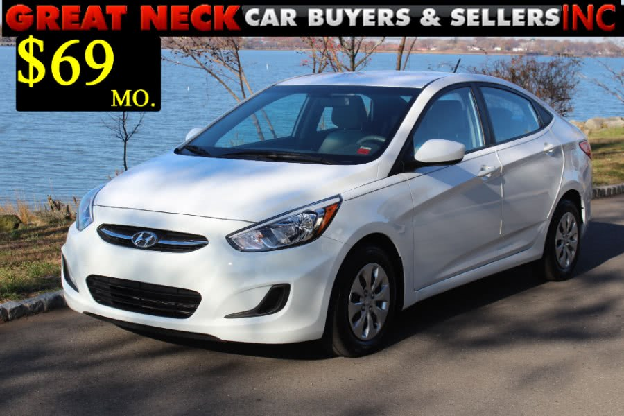 Used 2016 Hyundai Accent in Great Neck, New York