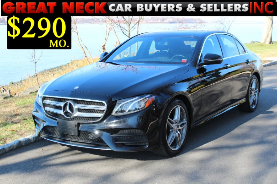 Used 2017 Mercedes-Benz E-Class in Great Neck, New York