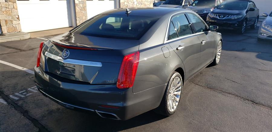 Used Cadillac CTS Sedan 4dr Sdn 3.6L Performance AWD 2014 | Saybrook Motor Sports. Old Saybrook, Connecticut