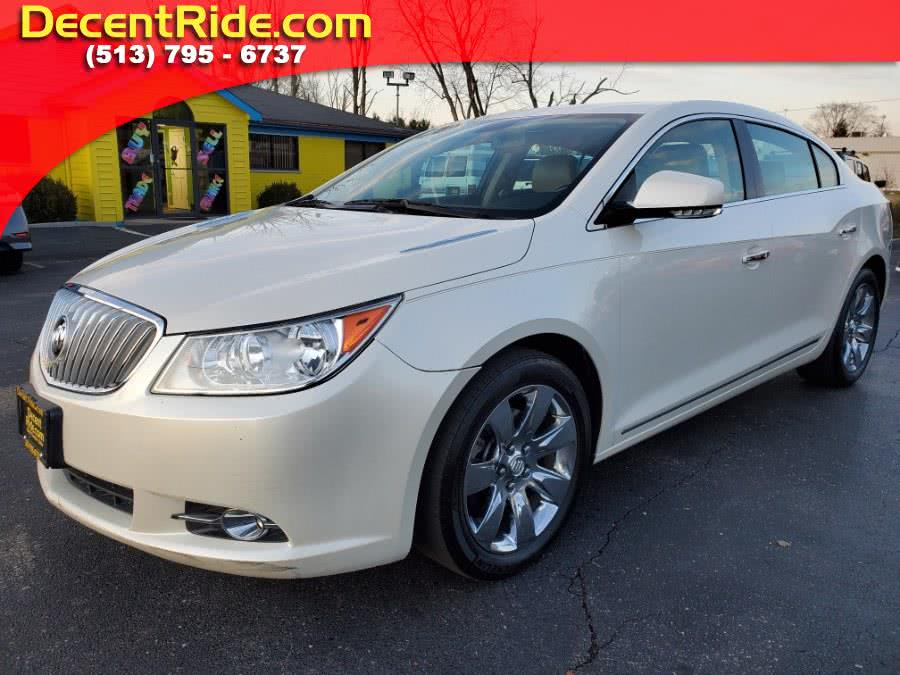 Used 2011 Buick LaCrosse in West Chester, Ohio | Decent Ride.com. West Chester, Ohio