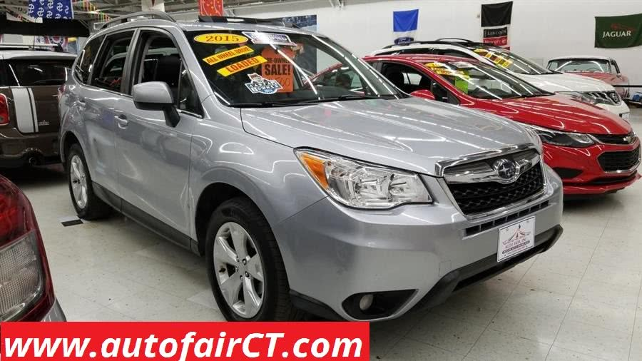 Used 2015 Subaru Forester in West Haven, Connecticut