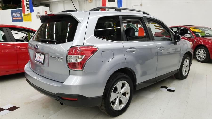 2015 Subaru Forester 4dr CVT 2.5i Limited PZEV, available for sale in West Haven, CT