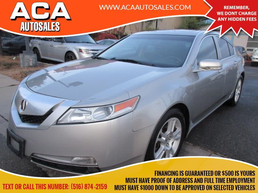 Used 2010 Acura TL in Lynbrook, New York | ACA Auto Sales. Lynbrook, New York