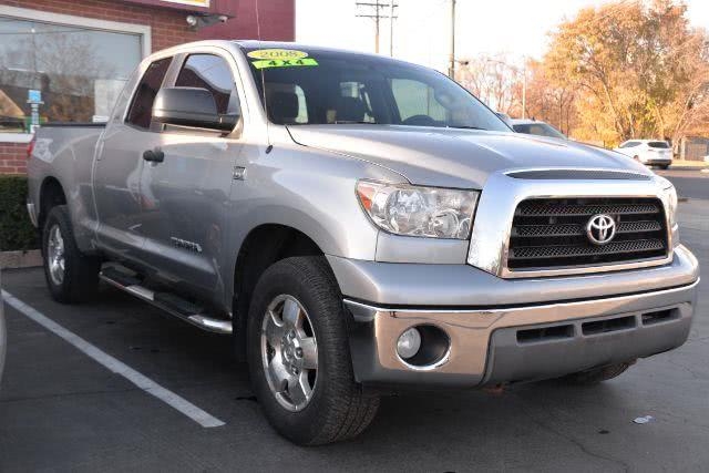 Used Toyota Tundra SR5 Double Cab 4.7L 4WD 2008 | Boulevard Motors LLC. New Haven, Connecticut