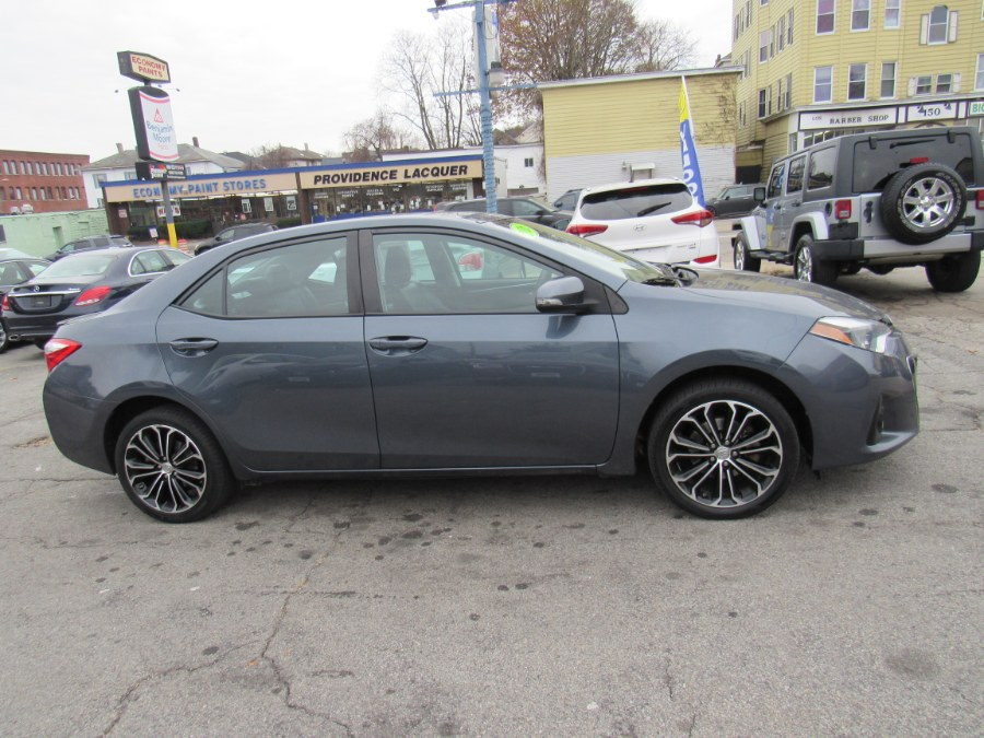 2016 Toyota Corolla 4dr Sdn CVT S Plus (Natl), available for sale in Worcester, Massachusetts | Hilario's Auto Sales Inc.. Worcester, Massachusetts