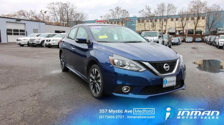 Used 2019 Nissan Sentra in Medford, Massachusetts   Inman Motors Sales. Medford, Massachusetts