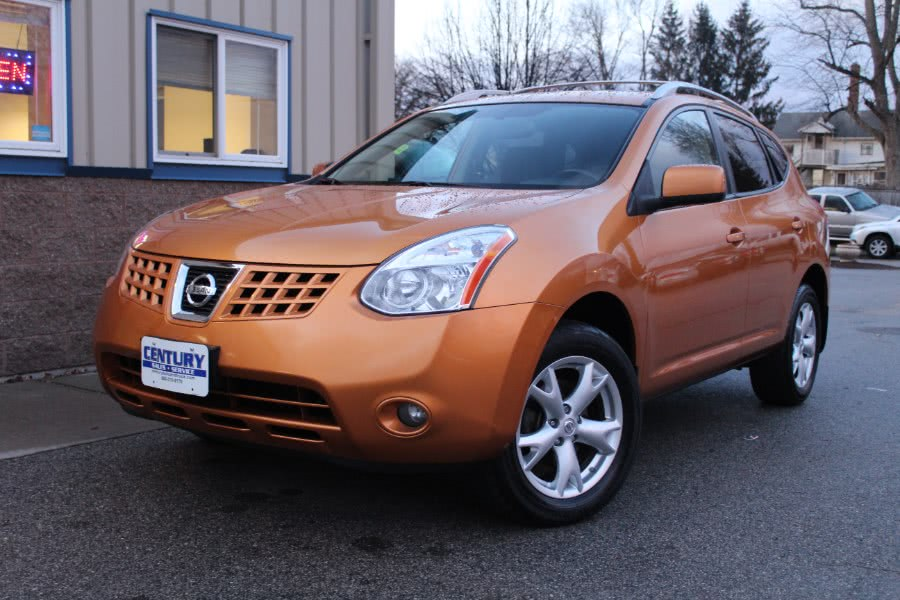 Used 2008 Nissan Rogue in East Windsor, Connecticut | Century Auto And Truck. East Windsor, Connecticut