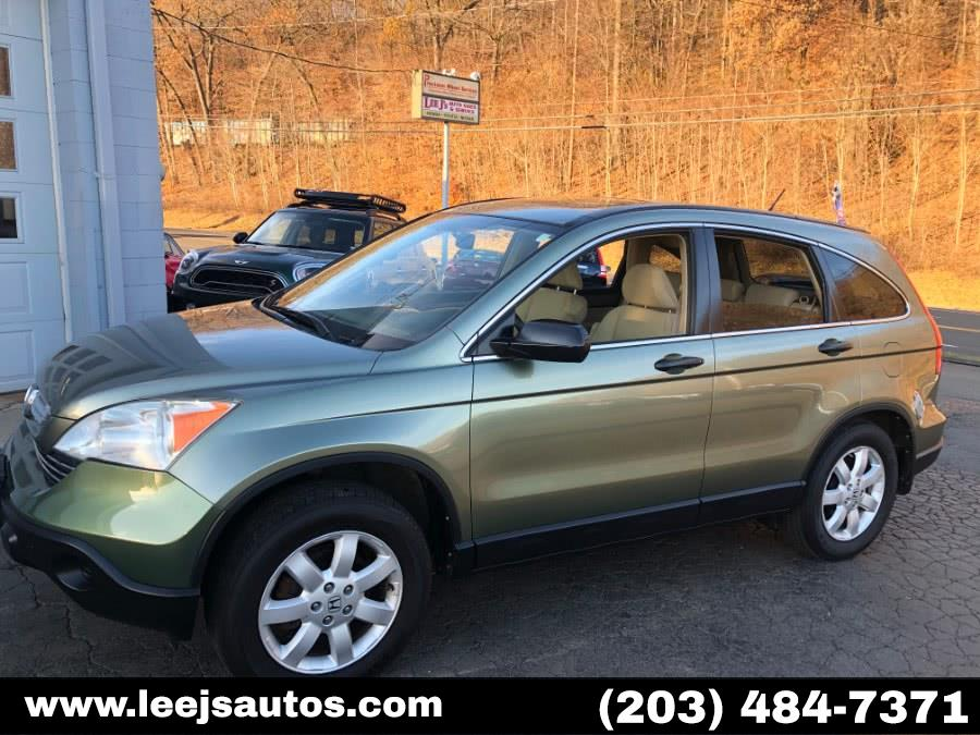 Used Honda CR-V 4WD 5dr EX 2007 | LeeJ's Auto Sales & Service. North Branford, Connecticut