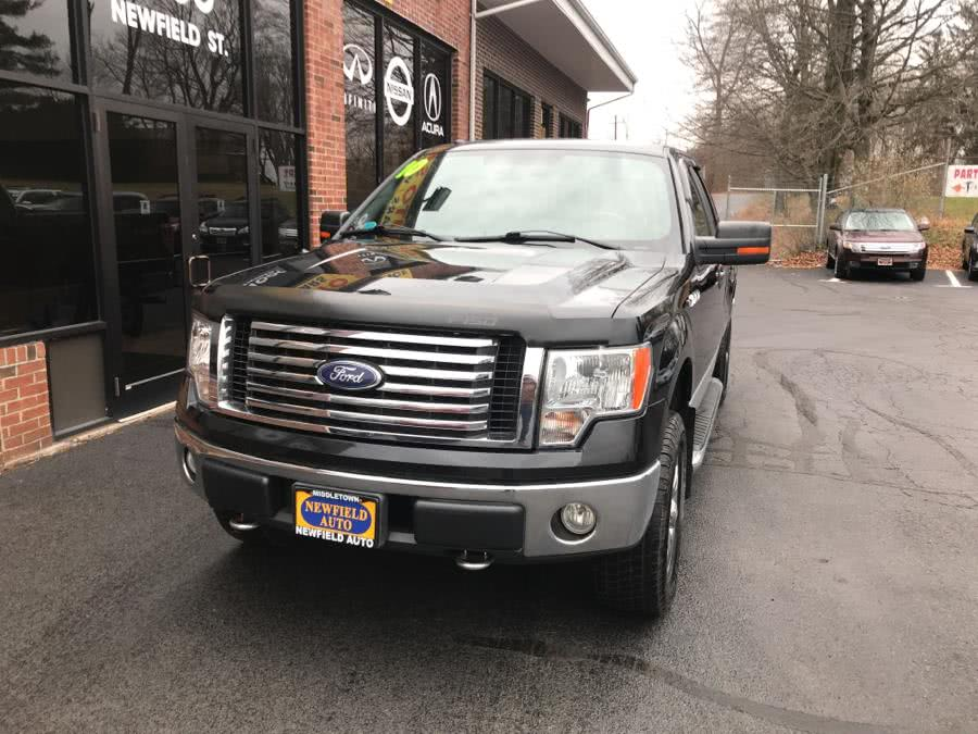 Used 2010 Ford F-150 in Middletown, Connecticut | Newfield Auto Sales. Middletown, Connecticut