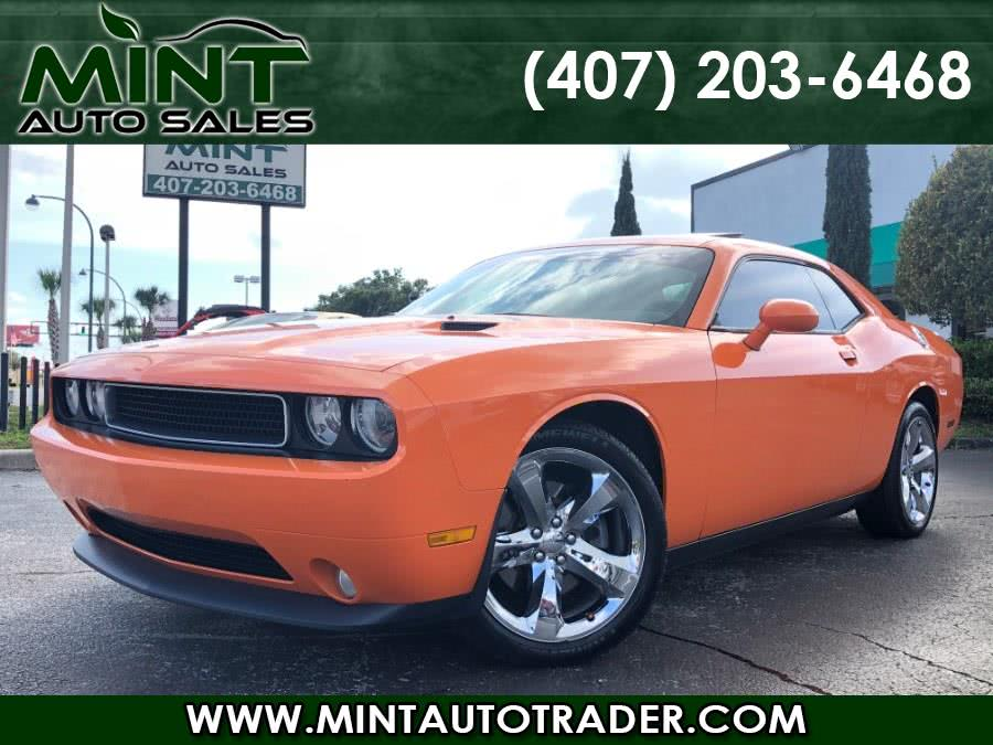 Used 2014 Dodge Challenger in Orlando, Florida   Mint Auto Sales. Orlando, Florida