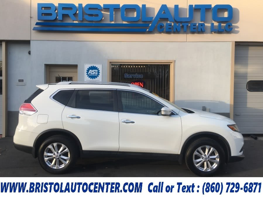 Used 2015 Nissan Rogue in Bristol, Connecticut | Bristol Auto Center LLC. Bristol, Connecticut