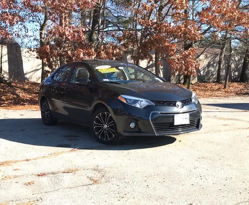 Used 2015 Toyota Corolla in Revere, Massachusetts   Sena Motors Inc. Revere, Massachusetts