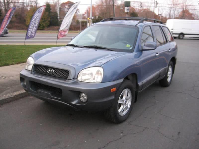 Used Hyundai Santa Fe GLS AWD 4dr SUV 2003 | Rite Choice Auto Inc.. Massapequa, New York