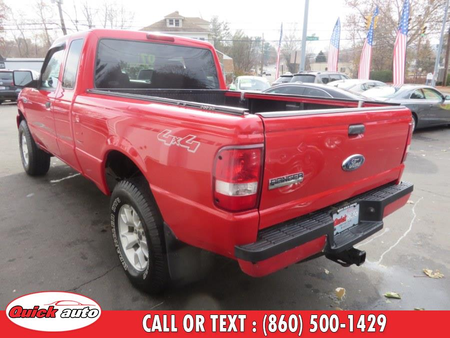 "Used Ford Ranger 4WD 2dr SuperCab 126"" XLT 2007 