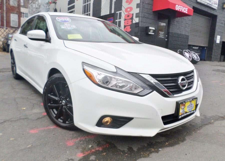 Used 2018 Nissan Altima in Chelsea, Massachusetts | Boston Prime Cars Inc. Chelsea, Massachusetts