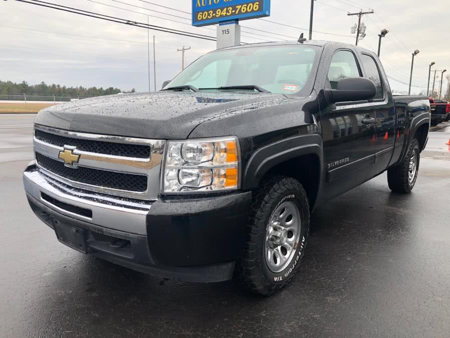 Used Chevrolet Silverado 1500 Ext Cab LS 4WD 2011 | RH Cars LLC. Merrimack, New Hampshire