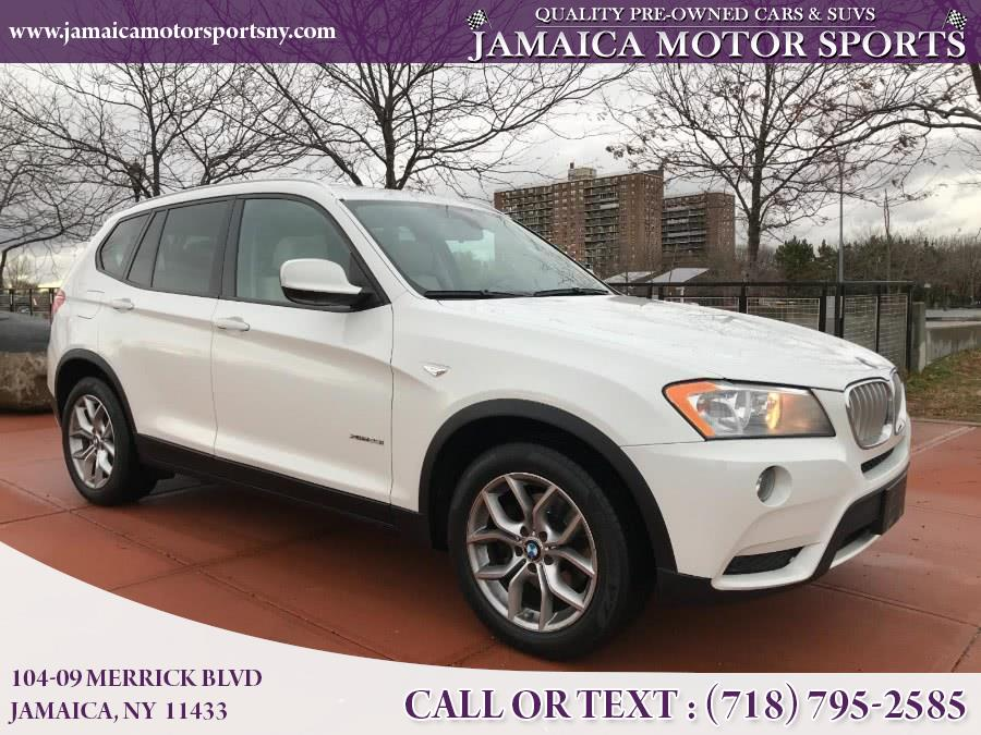 Used 2013 BMW X3 in Jamaica, New York | Jamaica Motor Sports . Jamaica, New York