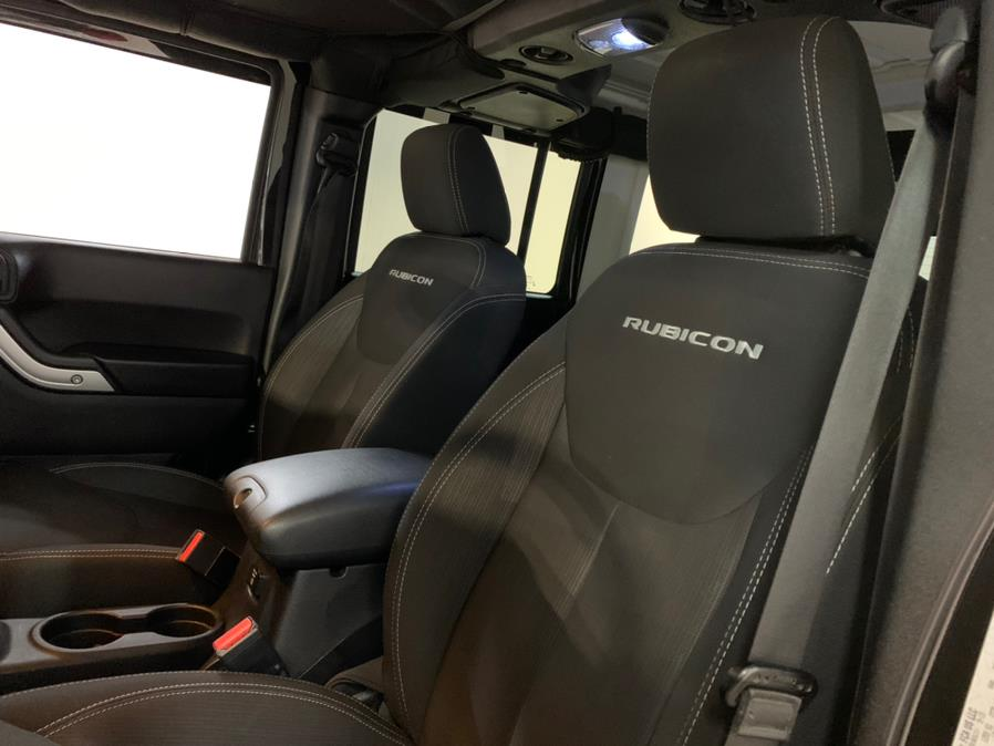 Used Jeep Wrangler Unlimited 4WD 4dr Rubicon 2016 | M Sport Motor Car. Hillside, New Jersey