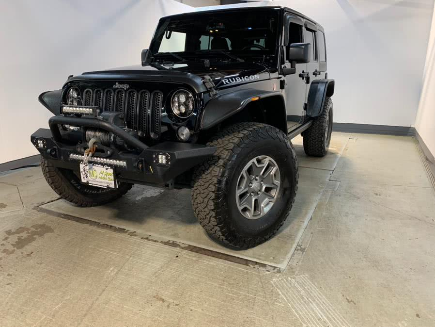 Used 2016 Jeep Wrangler Unlimited in Hillside, New Jersey | M Sport Motor Car. Hillside, New Jersey