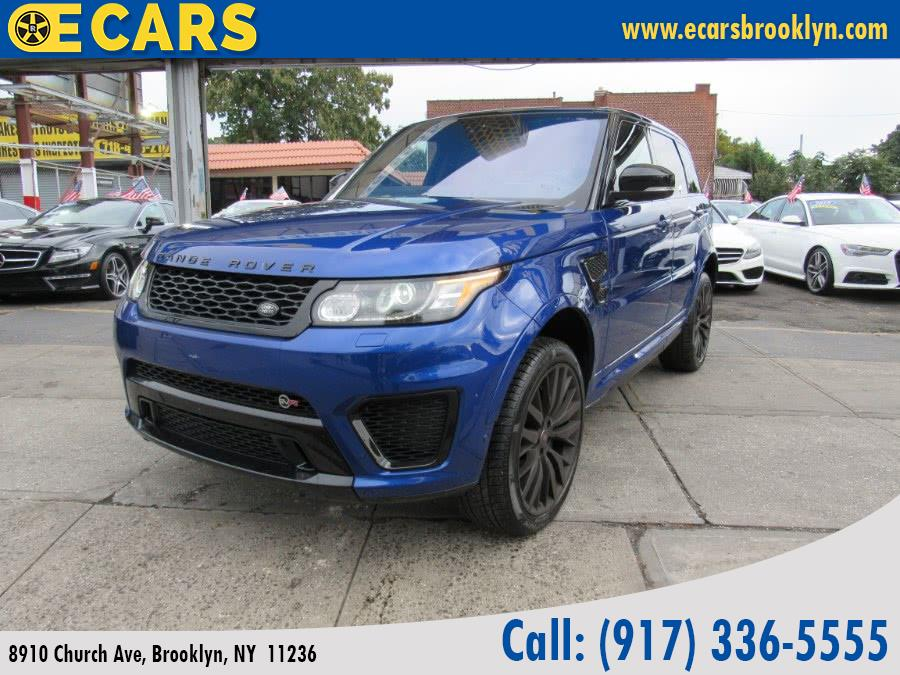 Used Land Rover Range Rover Sport V8 Supercharged SVR 2017 | Car Citi. Jamaica, New York