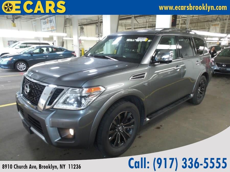 Used Nissan Armada 4x4 Platinum 2017 | E Cars . Brooklyn, New York