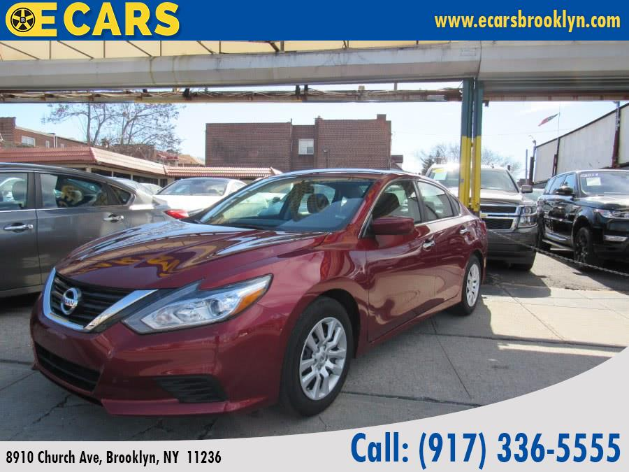 Used 2018 Nissan Altima in Jamaica, New York | Car Citi. Jamaica, New York