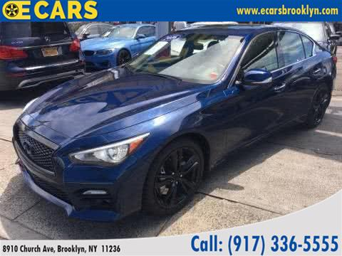 Used 2016 INFINITI Q50 in Brooklyn, New York | E Cars . Brooklyn, New York