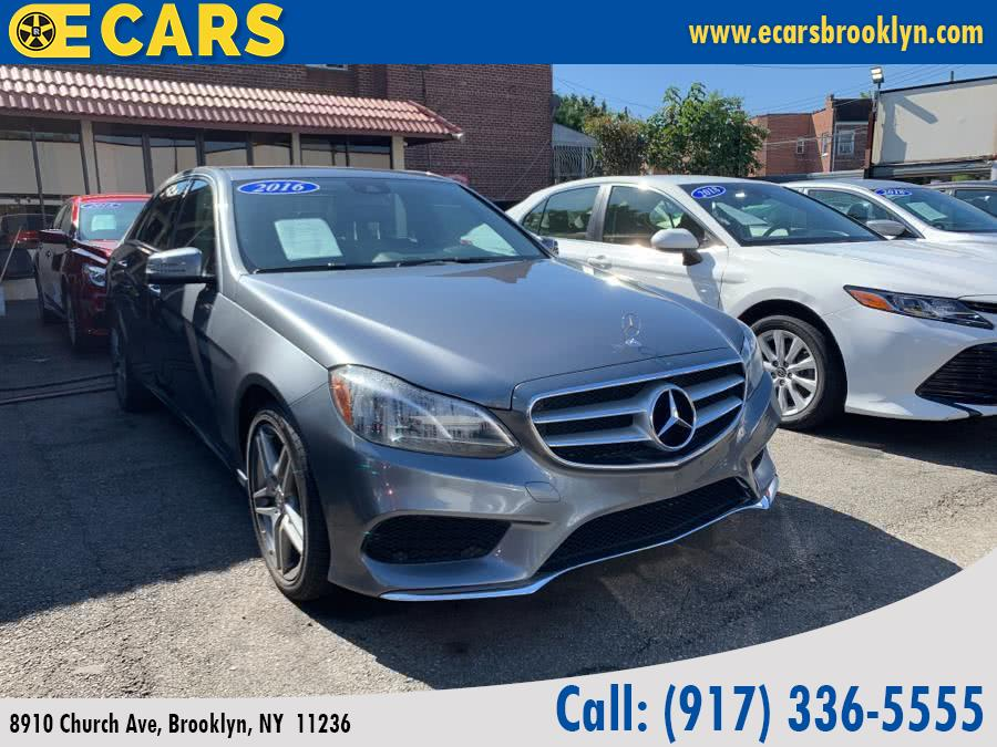 Used 2016 Mercedes-benz E-class in Brooklyn, New York | E Cars . Brooklyn, New York