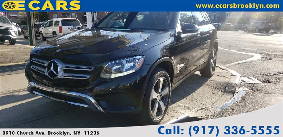 Used 2016 Mercedes-benz Glc in Brooklyn, New York | E Cars . Brooklyn, New York