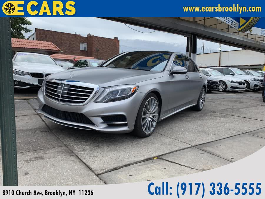 Used 2016 Mercedes-benz S-class in Brooklyn, New York | E Cars . Brooklyn, New York