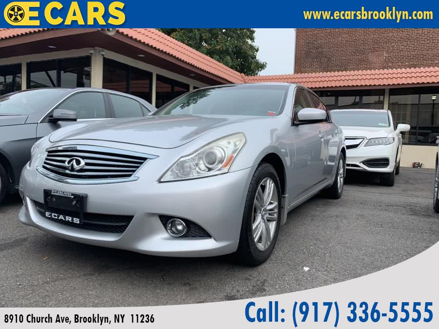 Used 2010 Infiniti g in Jamaica, New York | Car Citi. Jamaica, New York
