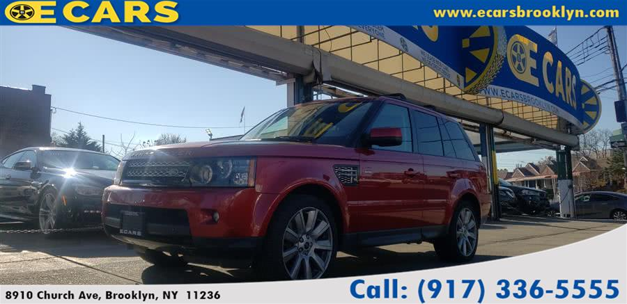 Used 2013 Land Rover Range Rover Sport in Brooklyn, New York | E Cars . Brooklyn, New York