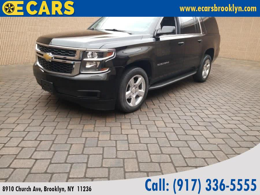 Used Chevrolet Suburban 4WD 4dr 1500 LT 2016 | Car Citi. Jamaica, New York
