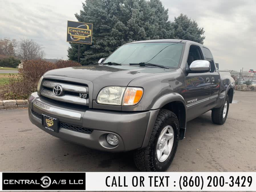 Used Toyota Tundra AccessCab V8 SR5 4WD Stepside (GS) 2003 | Central A/S LLC. East Windsor, Connecticut
