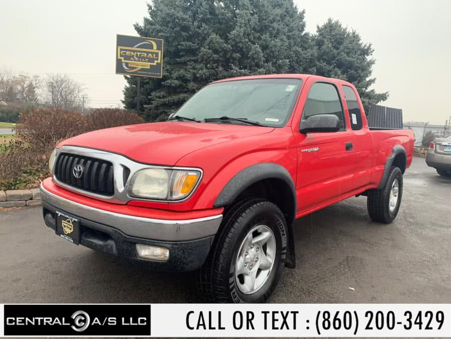Used Toyota Tacoma XtraCab Auto 4WD (Natl) 2004 | Central A/S LLC. East Windsor, Connecticut
