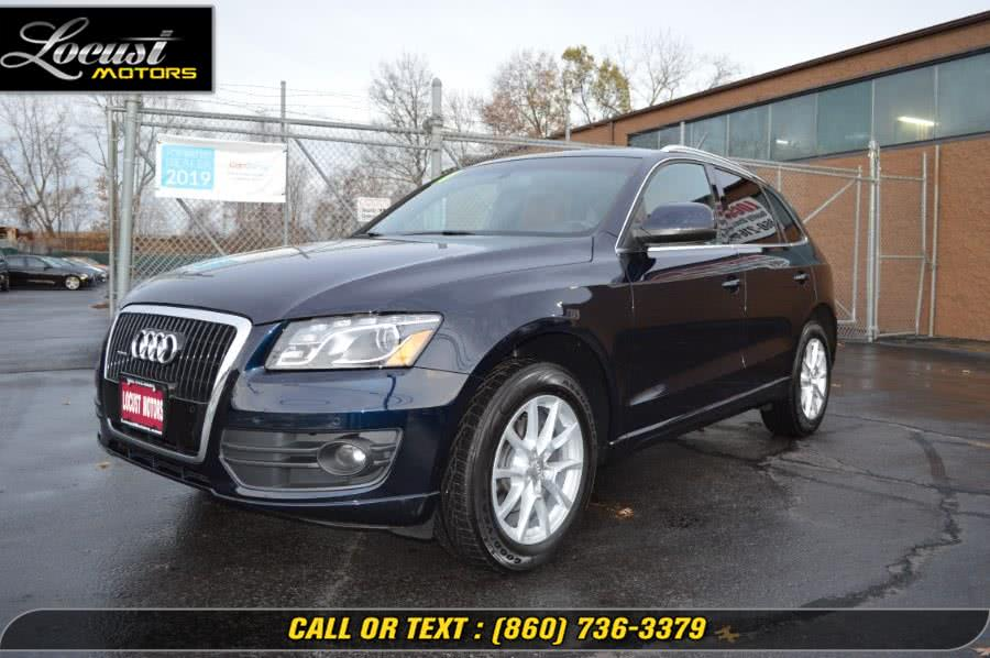 Used 2010 Audi Q5 in Hartford, Connecticut | Locust Motors LLC. Hartford, Connecticut
