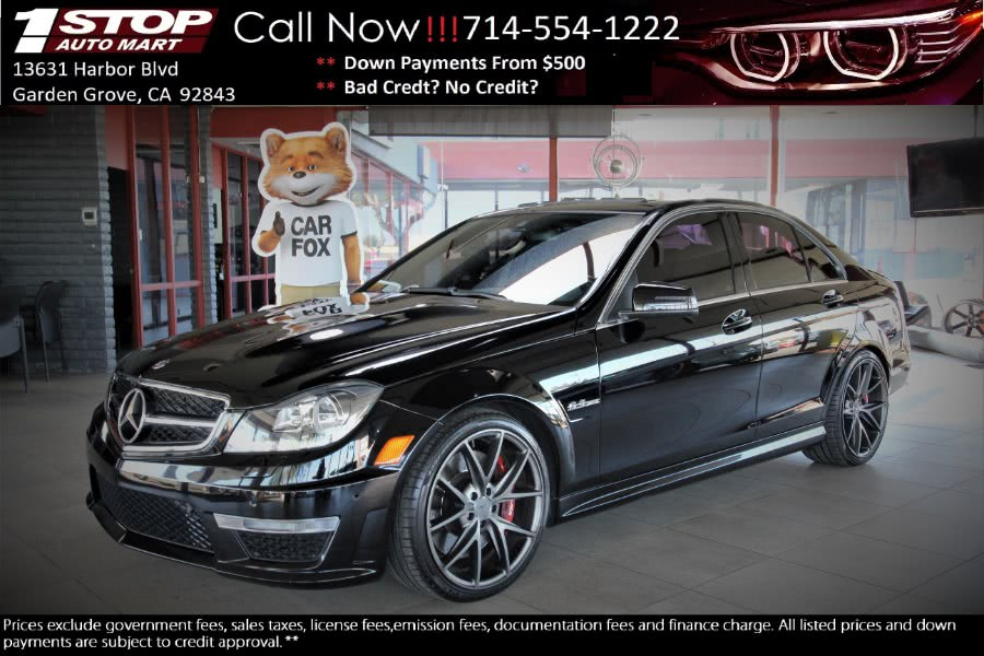 Used 2012 Mercedes-Benz C-Class in Garden Grove, California | 1 Stop Auto Mart Inc.. Garden Grove, California
