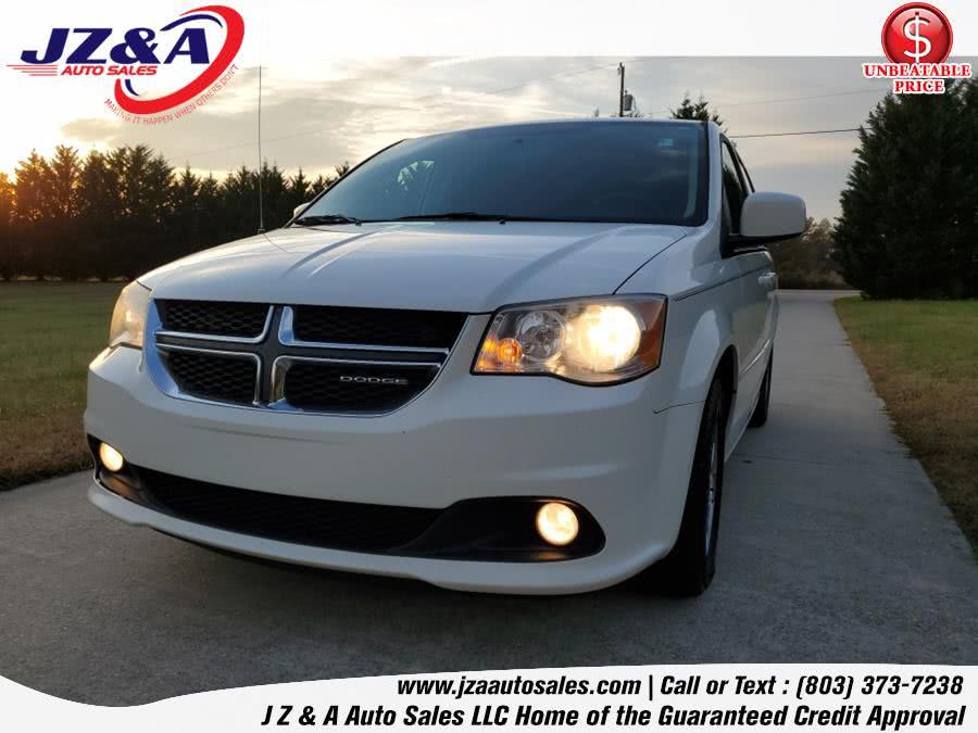Used Dodge Grand Caravan 4dr Wgn Crew 2012 | J Z & A Auto Sales LLC. York, South Carolina