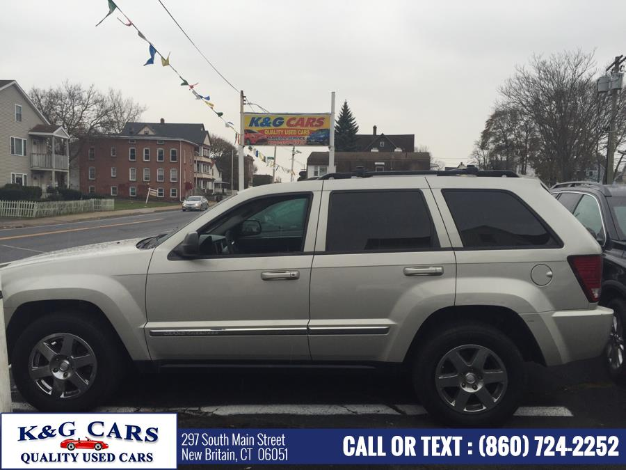 2010 Jeep Grand Cherokee 4WD 4dr Laredo, available for sale in New Britain, Connecticut | K and G Cars . New Britain, Connecticut