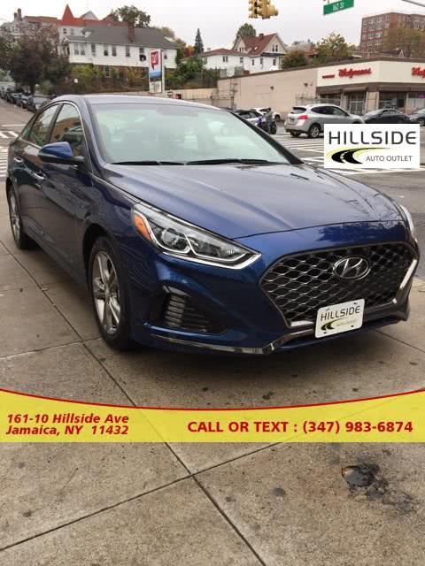 2019 Hyundai Sonata SEL, available for sale in Jamaica, New York   Hillside Auto Outlet. Jamaica, New York
