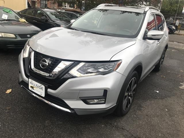 2017 Nissan Rogue SL, available for sale in Jamaica, New York | Hillside Auto Outlet. Jamaica, New York
