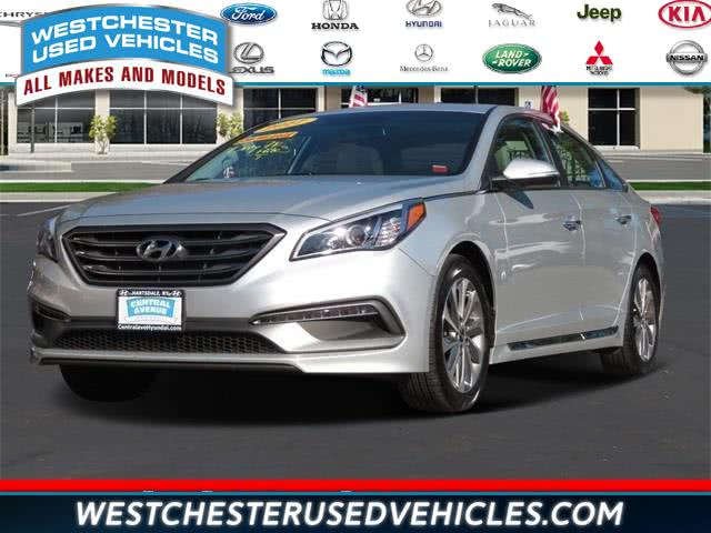 Used 2017 Hyundai Sonata in White Plains, New York | Westchester Used Vehicles . White Plains, New York