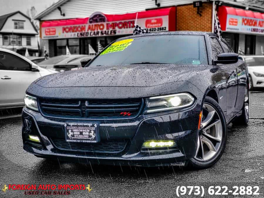 Used 2016 Dodge Charger in Irvington, New Jersey | Foreign Auto Imports. Irvington, New Jersey