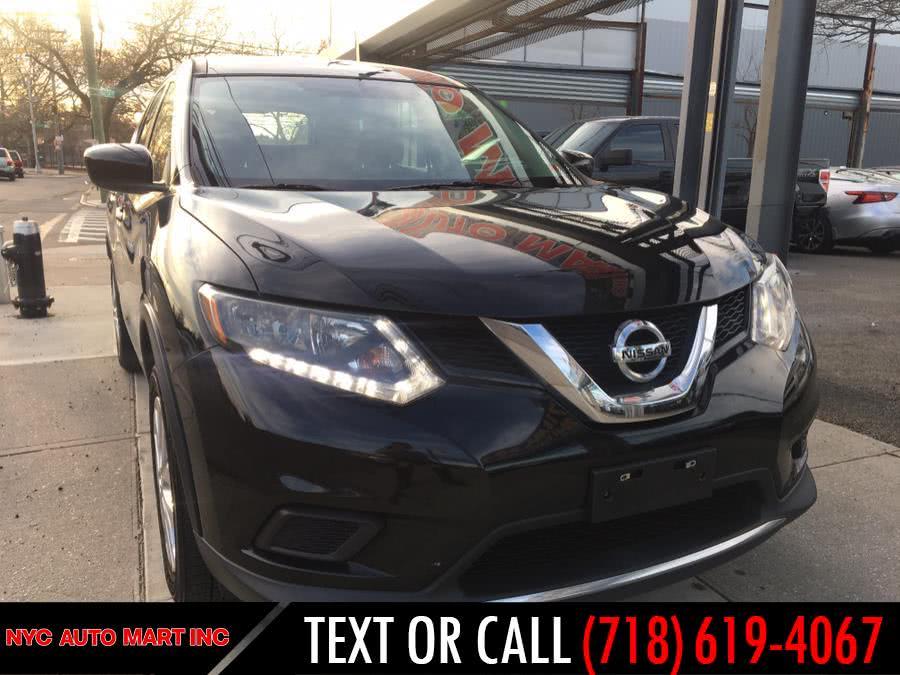 Used 2016 Nissan Rogue in Brooklyn, New York | NYC Automart Inc. Brooklyn, New York