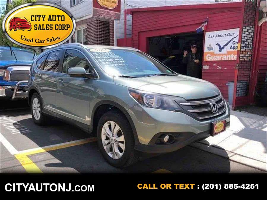 Used 2012 Honda Cr-v in Union City, New Jersey | City Auto Sales Corp. Union City, New Jersey