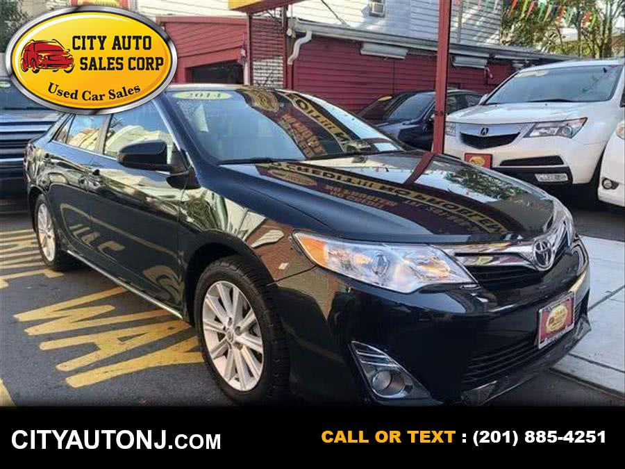 Used 2014 Toyota Camry in Union City, New Jersey | City Auto Sales Corp. Union City, New Jersey