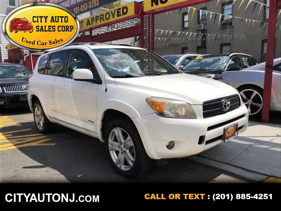 Used 2006 Toyota Rav4 in Union City, New Jersey | City Auto Sales Corp. Union City, New Jersey