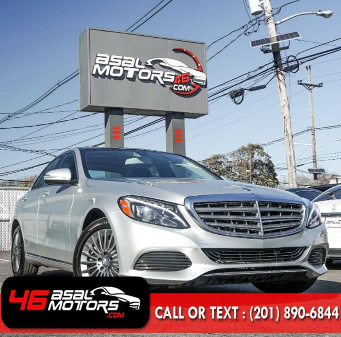 Used Mercedes-Benz C-Class 4dr Sdn C300 Luxury 4MATIC 2015 | Asal Motors 46. East Rutherford, New Jersey
